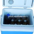 AQ-24L (109) DC 12 V AC 220 V 60 Watt Kühlen und Heißen doppelgebrauch Haus und Auto doppelnutzung auto kühlschrank (CE zertifikat)