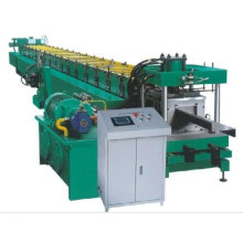 Automatic Arc Steel Sheet z Purlin Roll Forming Machine