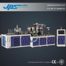 Copo de alta velocidade automático da pipoca de Jps-Zt-200 que dá forma à máquina