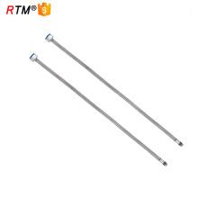 J17 4 13 28 tubo flexível de aço inoxidável de aço inoxidável mangueira de água quente máquina de friso da mangueira hidráulica