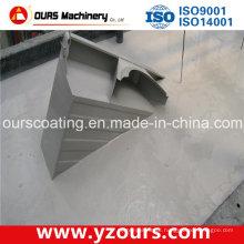 Linha de produção de revestimento eletroforético de perfil de alumínio