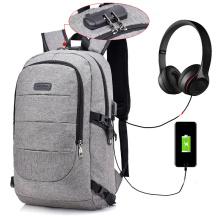 New Big Capacity Leisure Laptop Backpack Men Women Laptop Backpack
