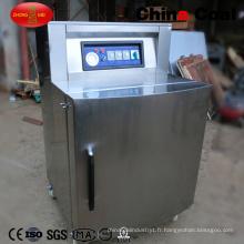 Machine de conditionnement sous vide alimentaire externe