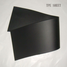 Black TPE SHEET For Thermoforming