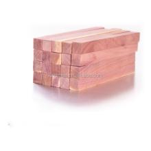 2021 Amazon hot sale Wholesale natural fresh durable cedar wooden hanger