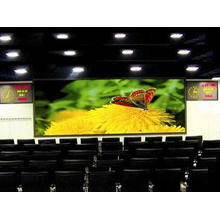 Full Color SMD Rental P6 Stage LED Display Video Wall , Mov