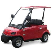 Marque Marshell 2 sièges 36V véhicules utilitaires électriques (DG-LSV2)