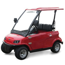 Atacado 4 lugares China barato pequeno carro elétrico para venda (DG-LSV4)