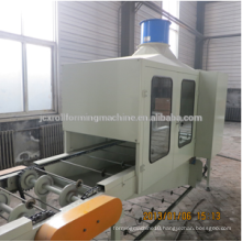 low cost curved heat insulation stone coated metal roof tile machine