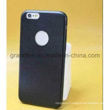 Housse en cuir pour iPhone6 2015 Date