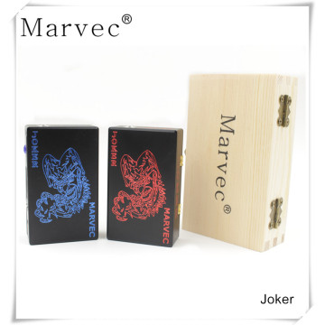 Joker voltage control vape box e cigarette mod