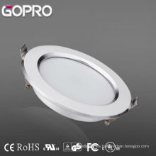 Popular frío blanco 10w downlight led
