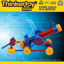 Plástico DIY brinquedo da motocicleta Chirstmas presente para crianças