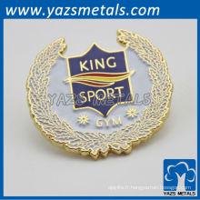 Médailles sportives personnalisées, peuvent avec un design personnel
