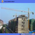 25ton Qtz160-7055 Top Kits Tower Crane Construction Tower Cranes