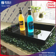 KTV Acrylic Serving Tray for Food / Barware