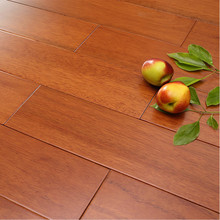 Classical Natural Finished Durable Kasai Solid Wood Flooring