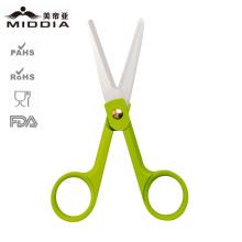 Керамическая Парикмахерские ножницы в 2 дюйма для Парикмахерская резак