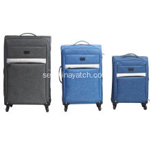 900D Snowflake Super Light Mjuk Bagage Set