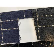 Tissu à tricoter chaîne Jacquard Fancy Wave