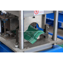 Máquina automática de perfilado en frío de 115-300 cap crestas