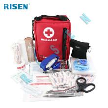 atacado personalizar kit de primeiros socorros para viagem médica / kit de primeiros socorros médicos / kit de primeiros socorros de fábrica