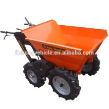 Großhandel China am besten 5,5HP Garten Mini Muldenkipper, Mini Dumper Honda, Mini Dumper selbst be-