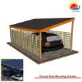 Estrutura de Montagem de Chão Solar de Baixa Manutenção (SY0487)