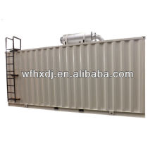 8-1500kw Soundproof container generator