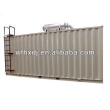 Звуконепроницаемый контейнерный генератор 8-1500кВт