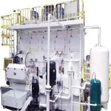 Équipement de nettoyage de moulage automatique