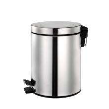 3 Liter Edelstahl-Abfalleimer