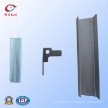 Pièce d'usinage CNC métallique