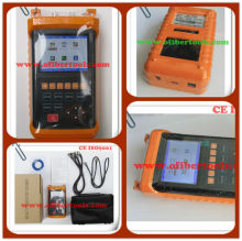 TM101D 2Mbit/s Digital Transmission Analyzer/E1 ester (Handheld, Basic Version)
