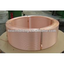 tuyau en aluminium sans soudure