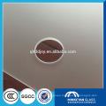 8mm 10mm 12mm Clear aluminium sliding interior tempered glass doors