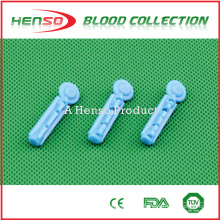 Henso Sterile Blood Lancets uso médico y desechable