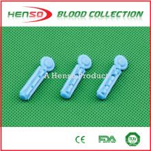 Хэнсо Стерильные кровяные ланцеты одноразового и медицинского назначения