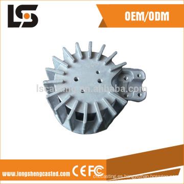 Personalizado NON-standards Aluminio a presión fundición pequeñas piezas de la rebanada con precio barato