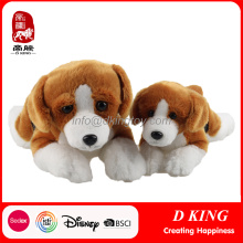 Peluche Animal Toy Beagle Chien de peluche doux