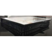 Chine Disposable Papier personnalisé en plastique stationnaire Blister Clamshell Tray