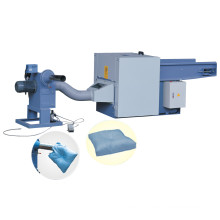 Комбинированная машина для чесания и наполнения (SZSM-XCM)