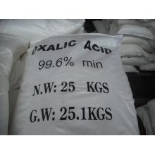 Ácido oxálico como agente reductor Decolorizer Idustrial uso