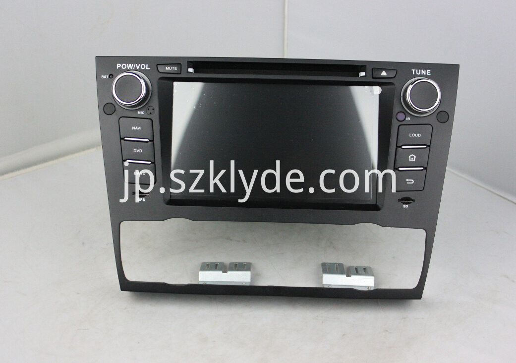 Car Audio Electronics for BMW E90