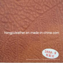 Especialista em couro de sofá europeu de luxo minimalista (Hongjiu-388 #)