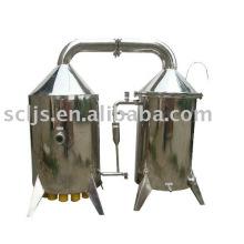 GJZZ-300 Électrique à haute efficacité en acier inoxydable distillateur d'eau