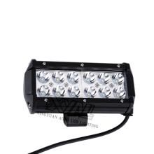 Doppelte Reihe IP67 6000K 6,5 Zoll 36W führte Lichtstrahl für Licht des Auto-LED