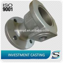 Válvula de aço fundido de precisão 316L