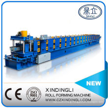 CNC Color Steel Water Proof Gutter Roll Forming Machine