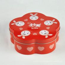 Cajas de metal, cajas de dulces, cajas para dulces de la boda